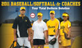2011 Baseball/Softball and Coaches