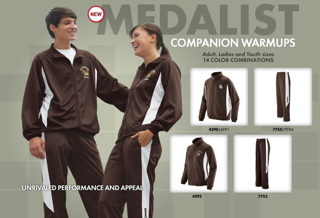 b31bf302282 Style 4390 4391 - Medalist Jacket. «